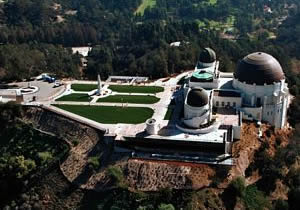Observatorio Griffith. Los Ángeles.