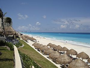 Playas de Cancún