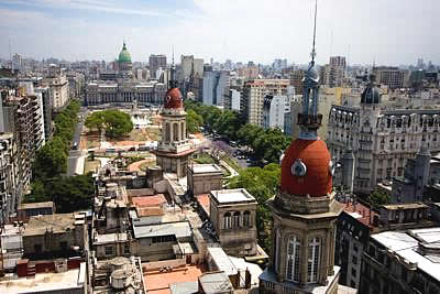 Buenos Aires.- Panorámica